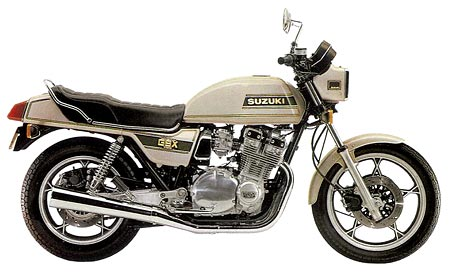 suzuki GSX 1100 manual taller