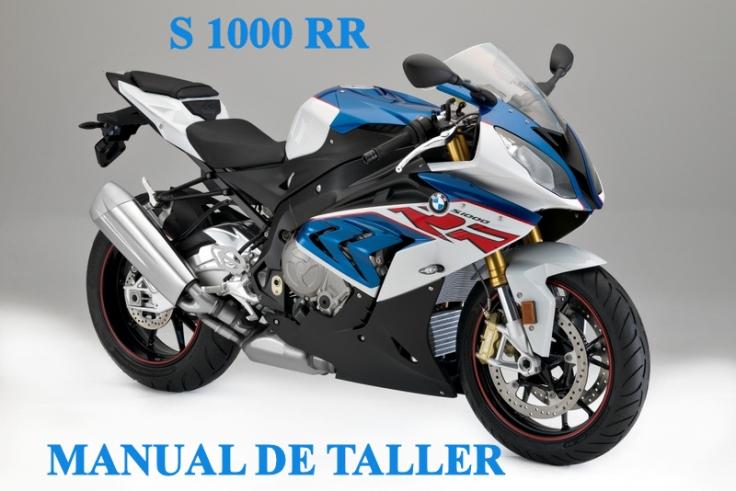 bmw S 1000 RR manual de taller