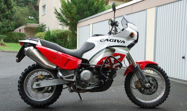 Manuales de mecanica motos Cagiva en pdf