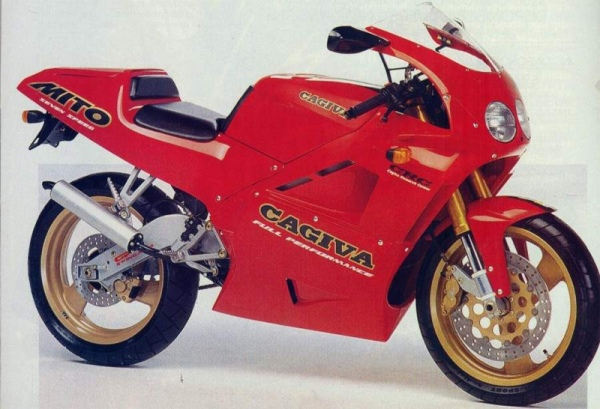Manuales de taller, servicio y despiece de motos Cagiva en pdf