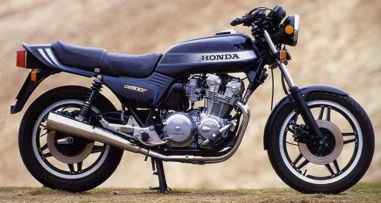 Honda CB 900 F y CB 900 Bol Dor Manual de taller, servicio , despiece y usuario en pdf