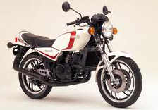 Yamaha RD 350 manual taller