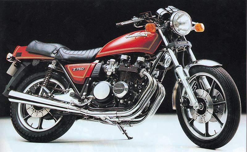 Manuales de taller , reparacion , servicio, despiece y numero de partes de Kawasaki KZ 750,