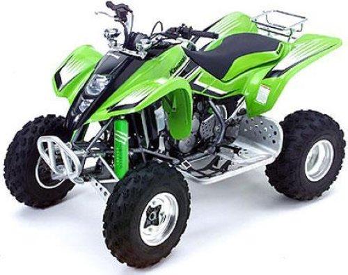 Kawasaki KFX 250 Manual de taller y despiece