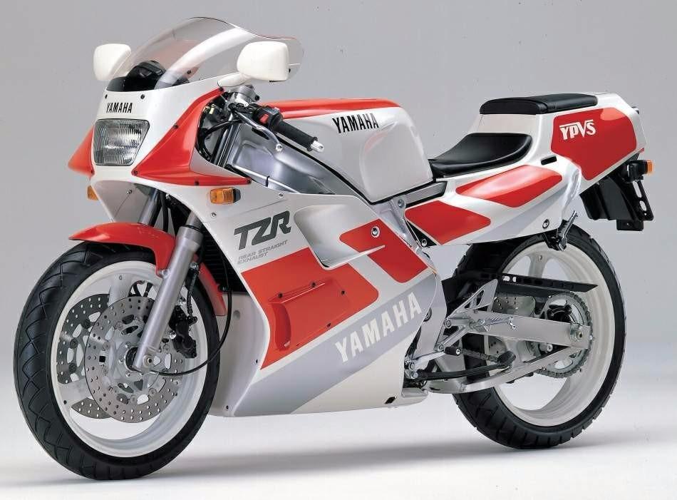 Manual mecanica Yamaha TZR 250 en pdf