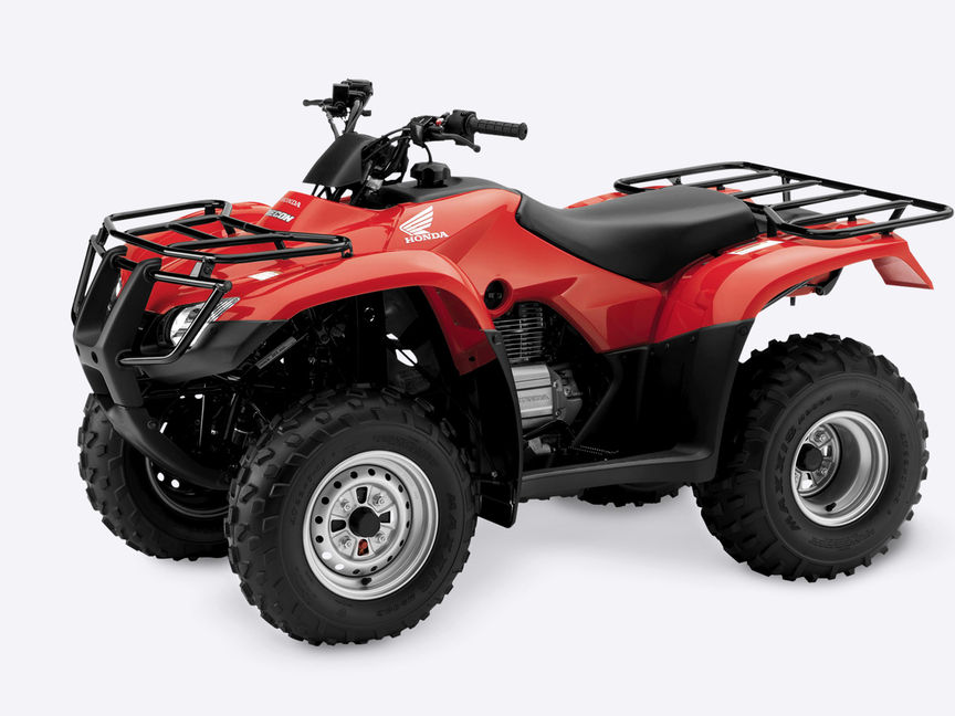 Manual de taller, servicio y despiece Honda TRX 70 / TRX 90 / TRX 125 / TRX 200 / TRX 250 en pdf