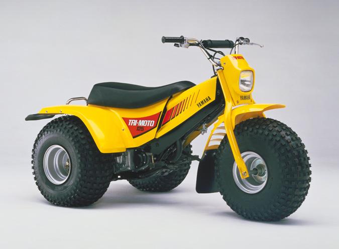 Yamaha YT125 TRI-MOTO Manual de taller, servicio y despiece