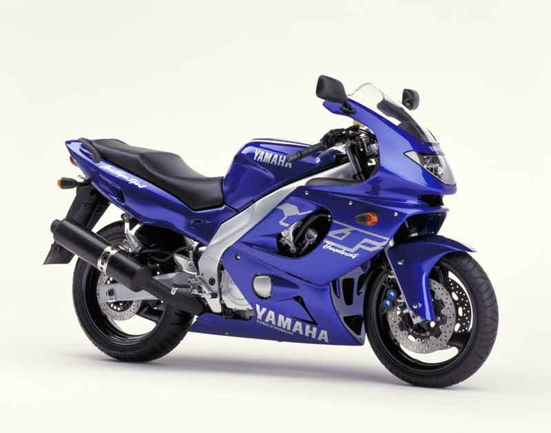yamaha yzf 600 manual taller