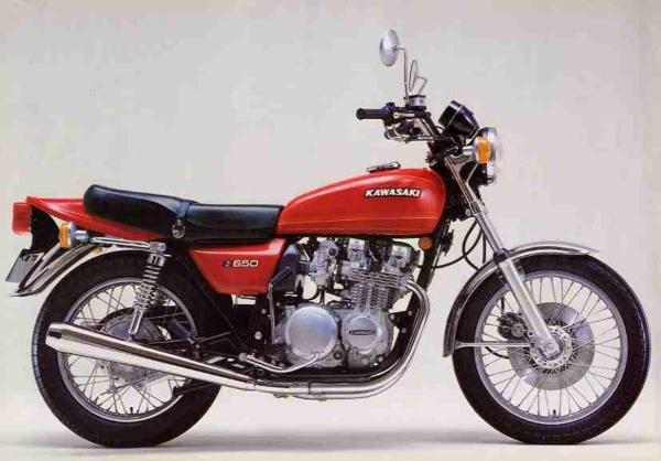 Manual de taller, servicio , despiece , usuario y propietario Kawasaki KZ 650 , Kawasaki Z 650