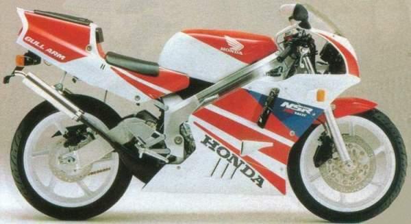 Honda NSR250R manual de taller y mecanica en pdf