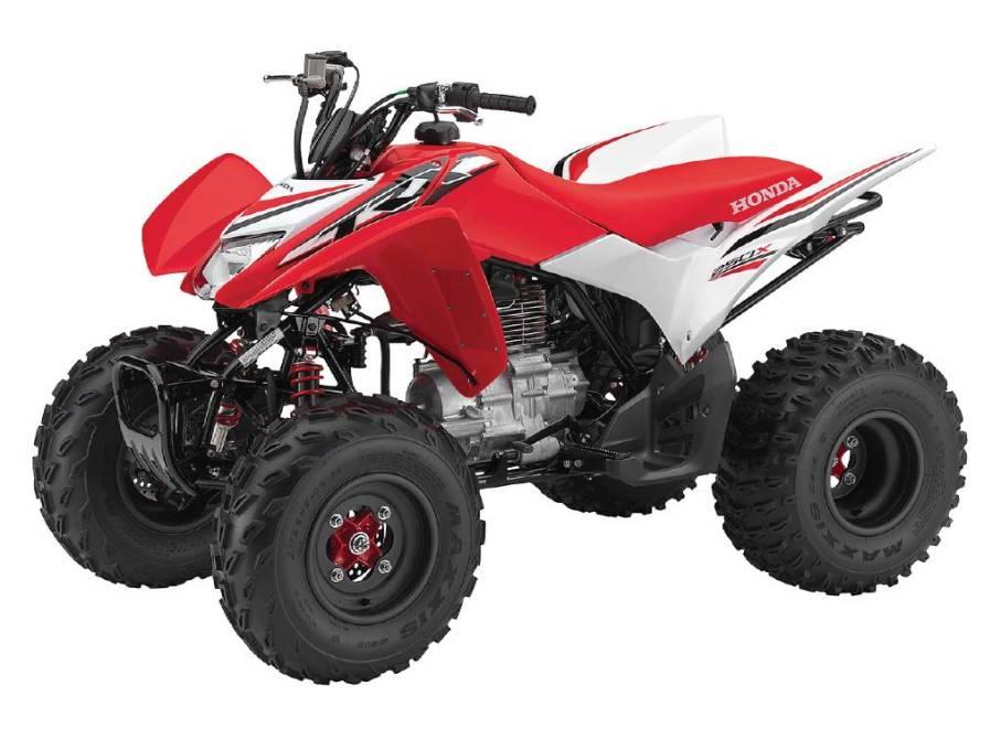 Honda TRX 250 Sportrax