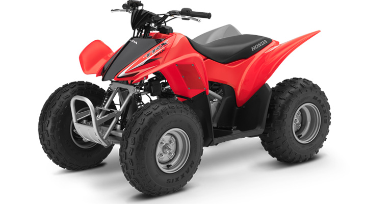 manual de talle y mecanica cuatriciclo honda TRX90