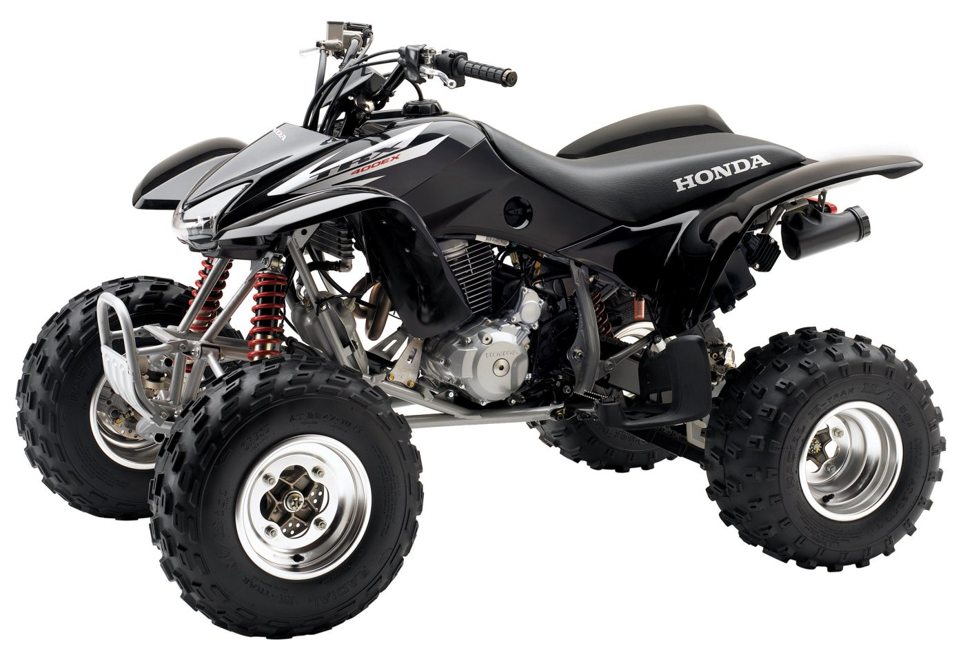 Honda TRX 400 Sportrax Rancher Foreman manual taller - mantenimiento - despiece