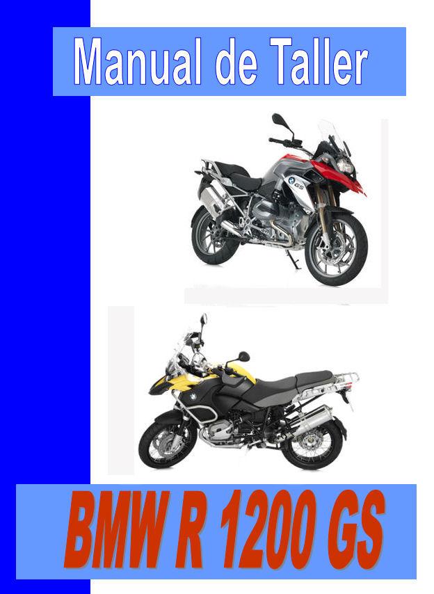 bmw r1200gs owners manual pdf