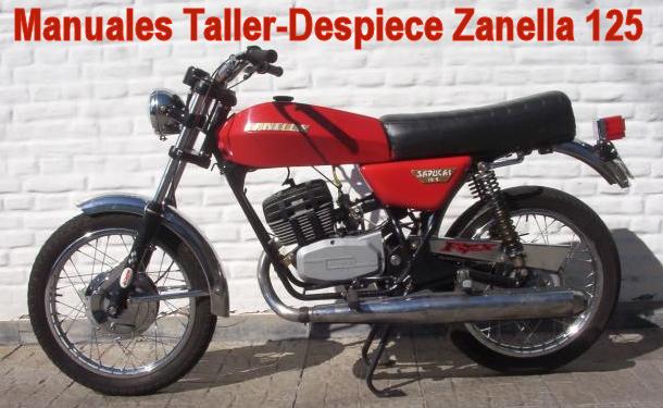 manual de taller zanella sapucai125
