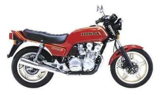 Honda CB750F 81