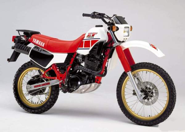 Yamaha XT 600 - Yamaha TT 600 puesta a punto y mantenimiento en pdf