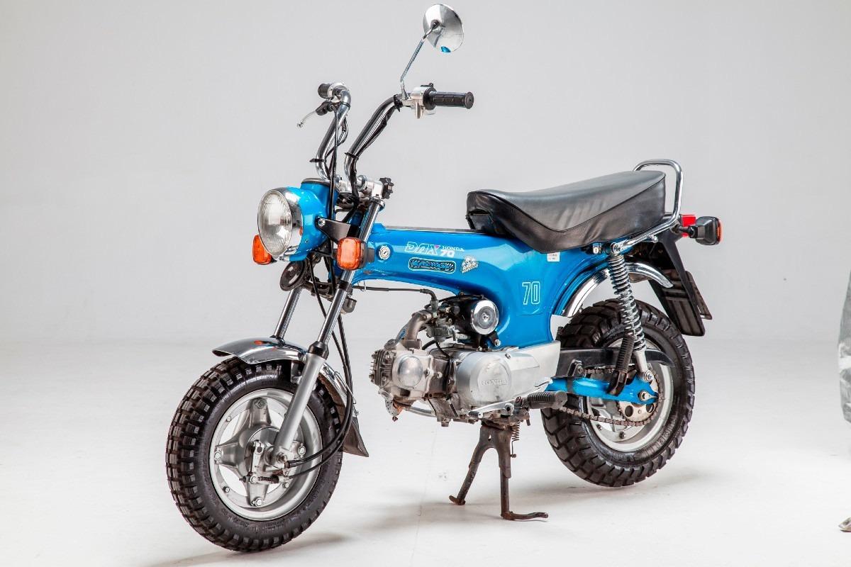 Honda ST 70 Dax , Honda CT 70 puesta a punto y mantenimiento en pdf