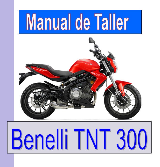 benelli_tnt300 manual taller servcio y despiece