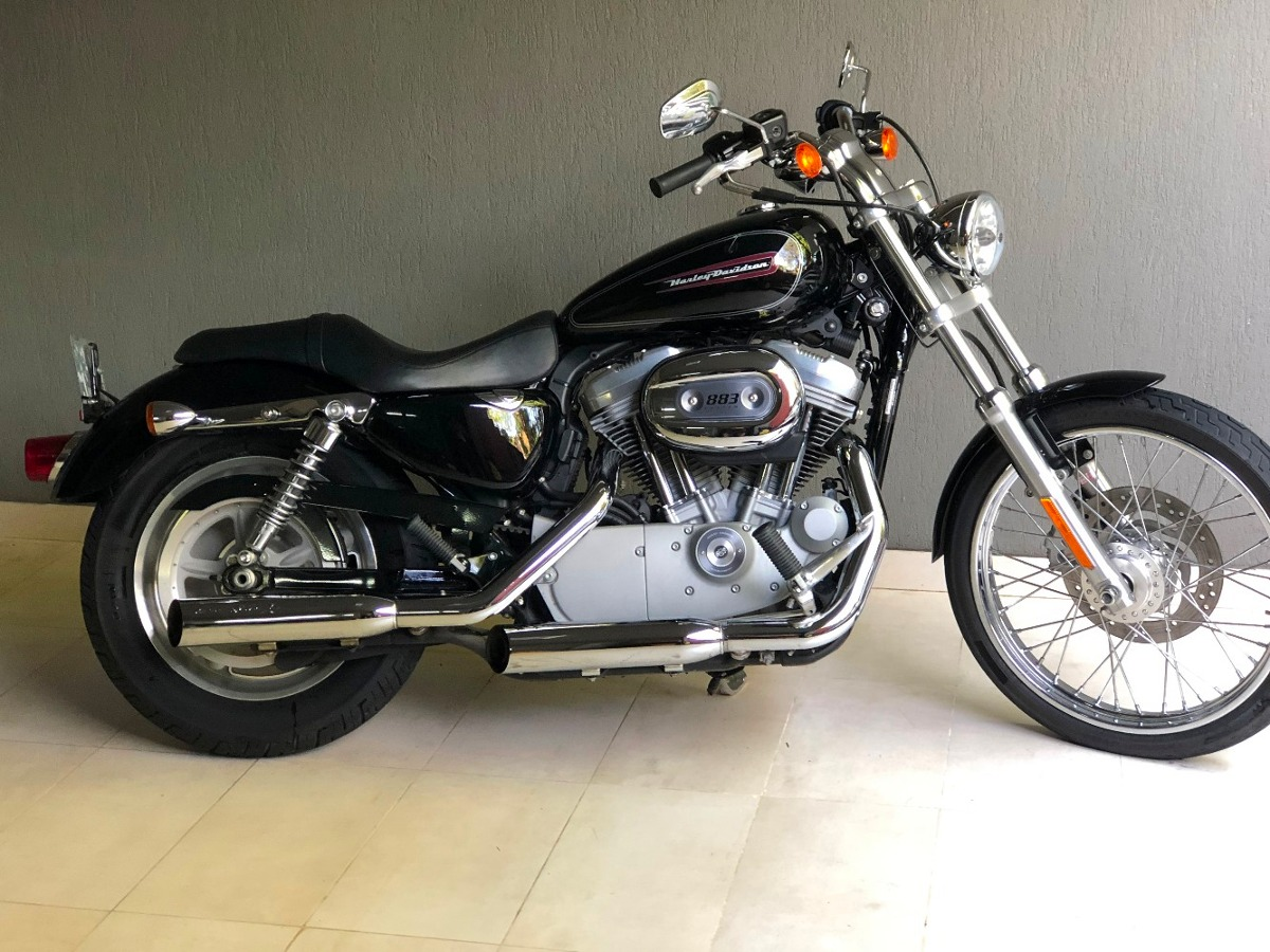 HD Sportster XL 883 - HD Sportster XL 1200 manual taller