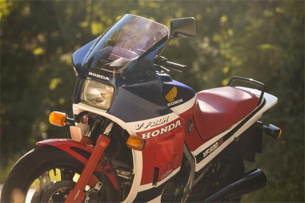 Honda VF 500 - VF 400 manual taller en pdf