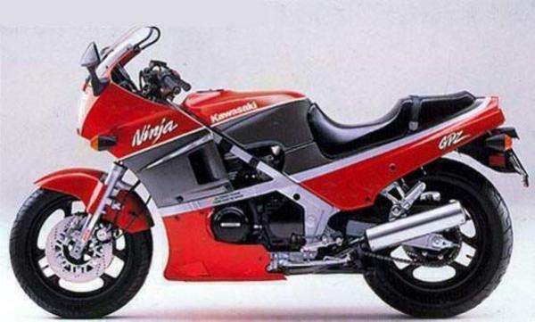 Kawasaki GPZ 600 R - Kawasaki GPZ 400 puesta a punto y mantenimiento