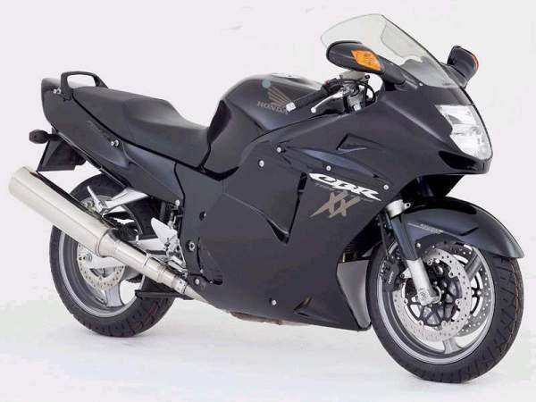 Honda CBR1100XX Super Blackbird manual taller en pdf