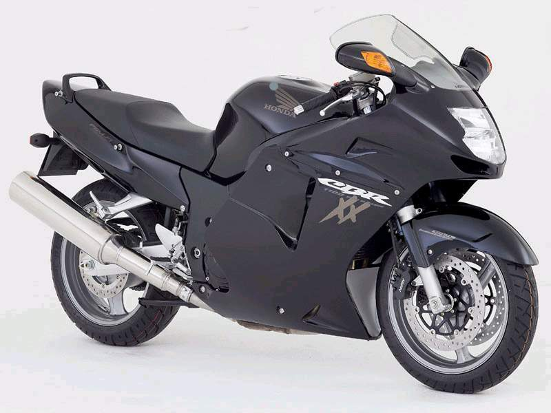 Honda CBR1100XX Super Blackbird manual taller en pdf
