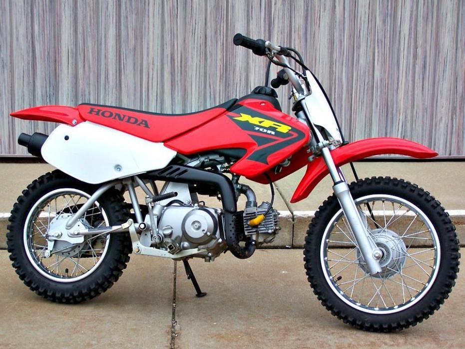 Honda XR 50 R - XR 70 R manual taller en pdf