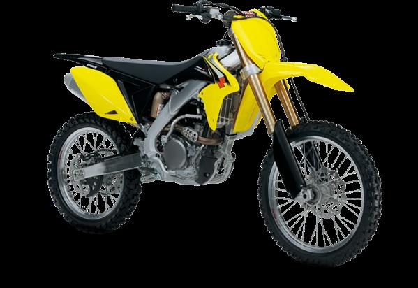 Suzuki RMZ 250 manual mecánica