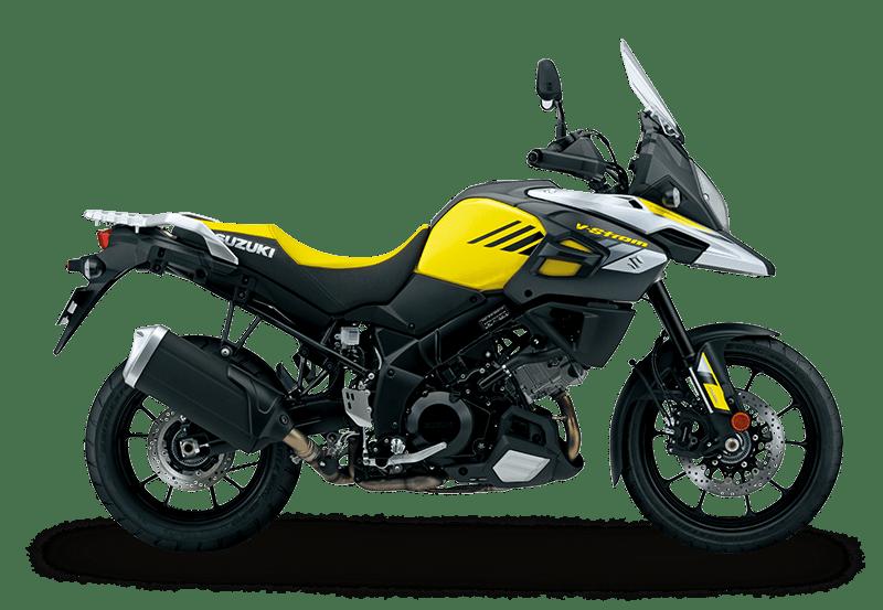 Suzuki V-Strom 1000 manual en pdf