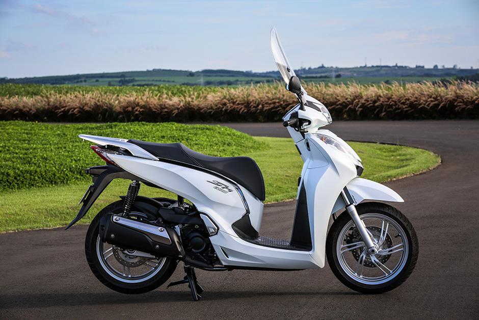 Honda SH300i Scoopy manual mecánica