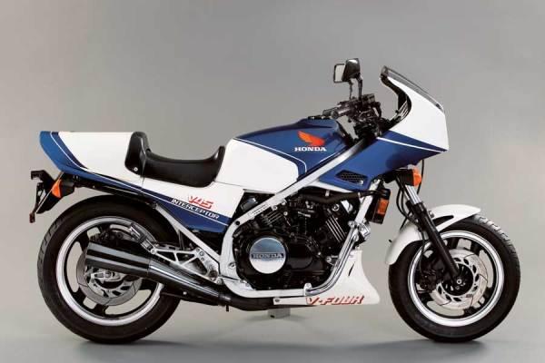 Honda VF 750 - VF 700 Interceptor - Magna- Sabre manual mecánica