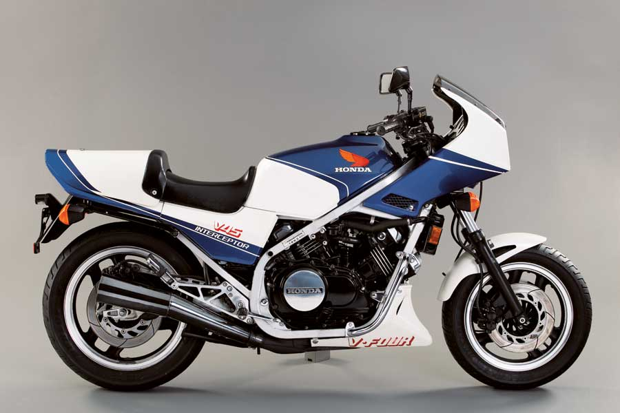 Honda VF 750 - VF 700 Interceptor - Magna- Sabre manual mecánica