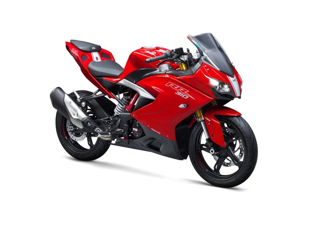 motos TVS manual mecánica