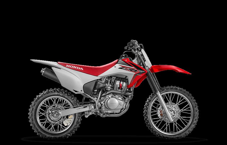 Honda CRF 150 manual mecánica