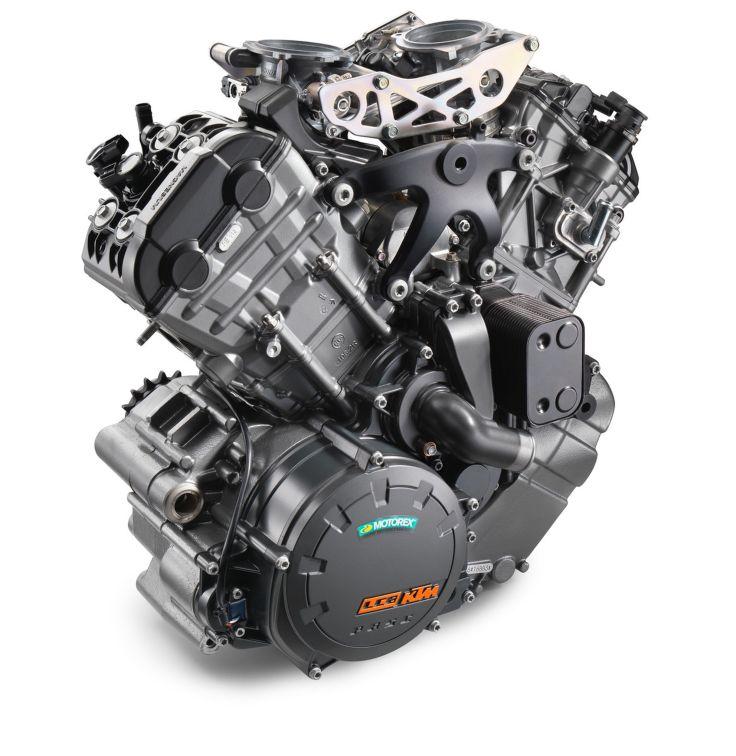 motor KTM 1290 Super Adventure